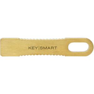 Keysmart CleanKey Mini Keychain - Brass