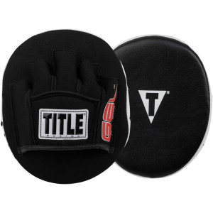 Title Boxing Gel Tech Training Punch Mitts 2.0