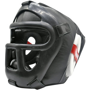 Title Boxing Universal No Contact Headgear 2.0 - Regular - Black/White/Red
