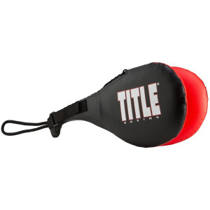 Title Boxing Duo Target Training Paddle