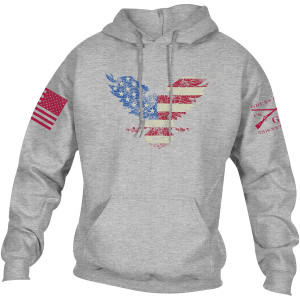 Grunt Style Freagle Pullover Hoodie - Sport Gray