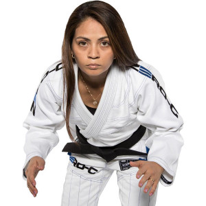 Tatami Fightwear Women's Zero G V4 Advanced Lightweight BJJ Gi - White