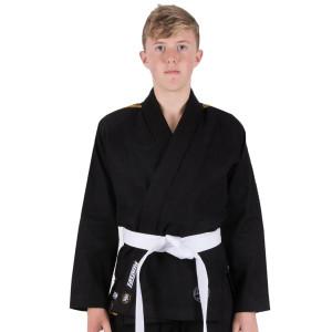 Tatami Fightwear Kid's Nova Absolute BJJ Gi - Black