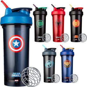 Blender Bottle Marvel Pro Series 28 oz. Shaker Mixer Cup with Loop Top