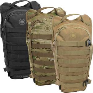 Aquamira Tactical Rig 700 Pressurized Hydration Pack