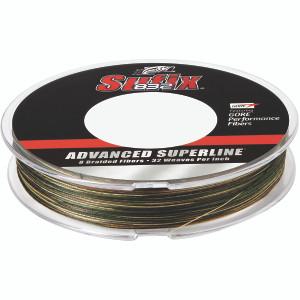 Sufix 150 Yard 832 Advanced Superline Braid Fishing Line - 8 lb. - Camo