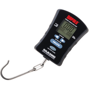 Rapala 50 lb. Compact Touch Screen Scale - Black
