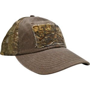 Grunt Style Realtree Xtra Full Grunt Style Logo Patch Hat - Camo