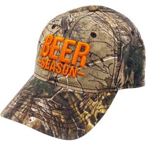 Grunt Style Realtree Edge Beer Season Hat - Camo