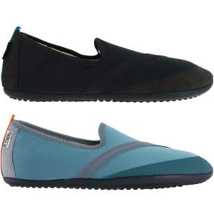 KoziKicks Men's Ergonomic Comfort Non-Slip Sole Plush-Lined Active Slippers