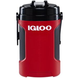 IGLOO Latitude Pro Half Gallon Water Jug - Red