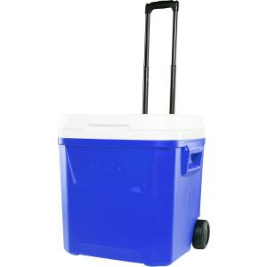 IGLOO Laguna 60 qt. Roller Hard Cooler - Majestic Blue
