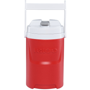 IGLOO Laguna Half Gallon Water Jug - Red