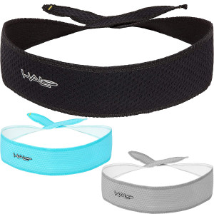 Halo Headband AIR I Tie Version Sweatband