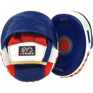 Rival Boxing RPM80 Impulse Punch Mitts - Navy