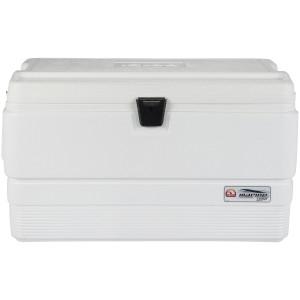 IGLOO Marine Ultra 72 qt. Hard Cooler - White