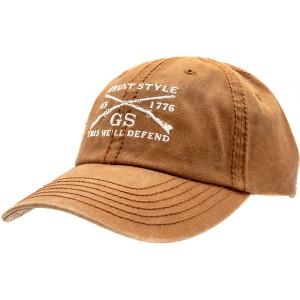 Grunt Style Burnt Orange Wash Hat