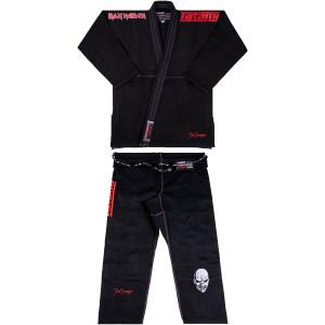 Tatami Fightwear Iron Maiden Trooper BJJ Gi - Black