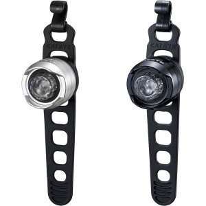Cateye Orb Front and Rear Bicycle Light Combo Pack - SL-LD160 F/R