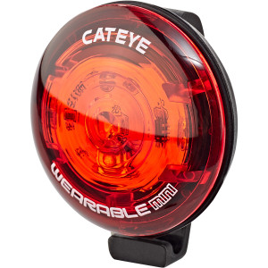 CatEye Wearable Mini Cycling Light - SL-WA10
