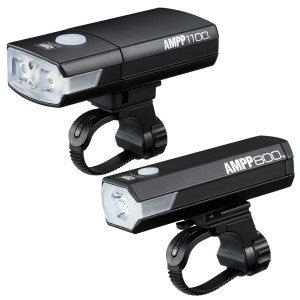 CatEye AMPP1100 and AMPP800 1900-Lumen Off-Road Light Set