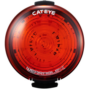 Cateye Wearable X Bicycle Light - SL-WA100