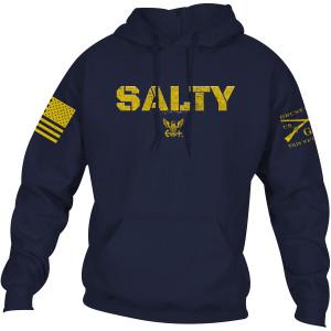 Grunt Style USN - Salty Pullover Hoodie - Navy