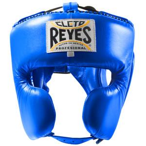 Cleto Reyes Cheek Protection Boxing Headgear - Blue