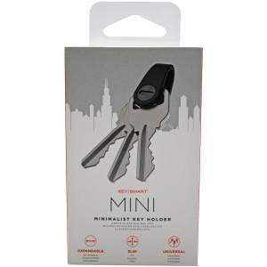 Keysmart Mini Minimalist Key Holder - Black
