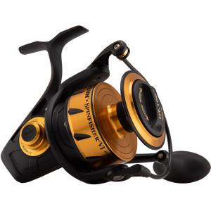 Penn Spinfisher VI Spinning Fishing Reel - Gear Ratio: 4.7:1 - Reel Size: 7500