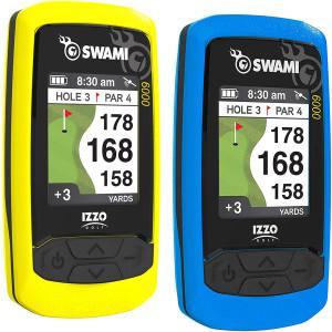 IZZO Golf Swami 6000 Handheld Golf GPS