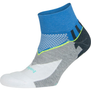 Balega Enduro Quarter Running Socks - Ethereal Blue