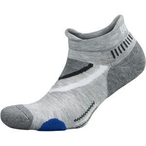 Balega UltraGlide No Show Running Socks - Midgray/Charcoal