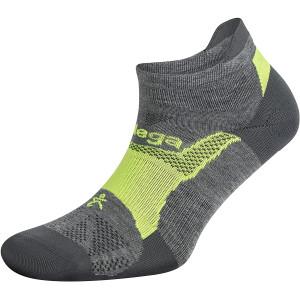 Balega Hidden Dry No Show Running Socks - Midgray/Fog