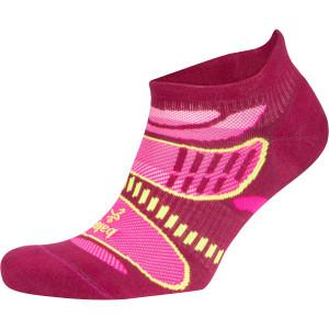 Balega UltraLight No Show Running Socks - Wildberry/Watermelon