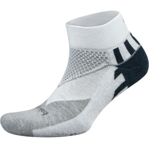 Balega Enduro Low Cut Running Socks - White