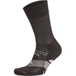 Balega Enduro Physical Training Crew Running Socks - Black