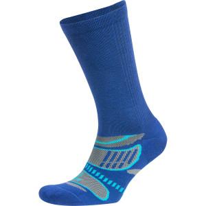 Balega UltraLight Crew Running Socks - Cobalt/Light Gray