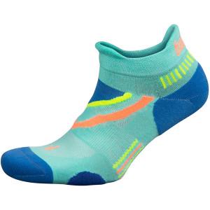 Balega UltraGlide No Show Running Socks - Light Aqua/French Blue