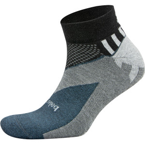 Balega Enduro Low Cut Running Socks - Black