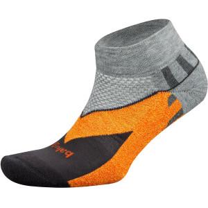 Balega Enduro Low Cut Running Socks - Midgray/Carbon