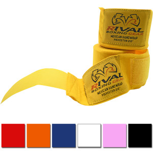 """Rival Boxing 210"""" Mexican Style Boxing and MMA Handwraps"""