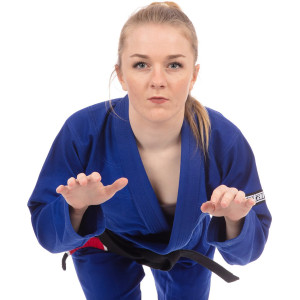 Tatami Fightwear Women's Original Jiu-Jitsu Gi - Blue