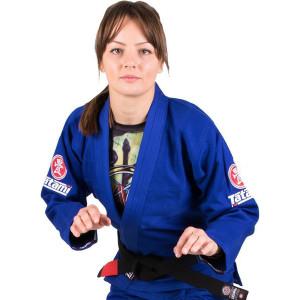 Tatami Fightwear Women's Nova Minimo 2.0 BJJ Gi - Blue
