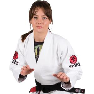 Tatami Fightwear Women's Nova Minimo 2.0 BJJ Gi - White
