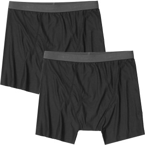 ExOfficio Give-N-Go 2.0 Boxer Shorts 2-Pack - Black