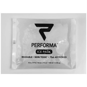 Performa Freezable Gel Ice Pack for Meal Management Cooler Bag