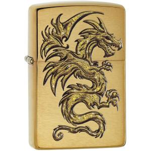 Zippo Golden Dragon Refillable Windproof Lighter