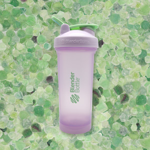 Blender Bottle Special Edition Classic 28 oz. Shaker with Loop Top - Amethyst