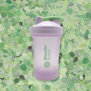 Blender Bottle Special Edition Classic 20 oz. Shaker with Loop Top - Amethyst